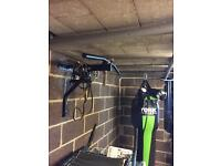 Fitness equipment - punchbag, boxing gloves and TRX. Brand New