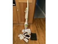 MORPHY RICHARDS FLOOR STEAM CLEANER