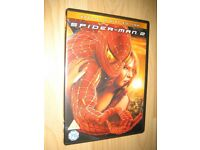 Spider-Man 2 Gift Set / Box Set 2 Disc Special Limited Edition and Extras