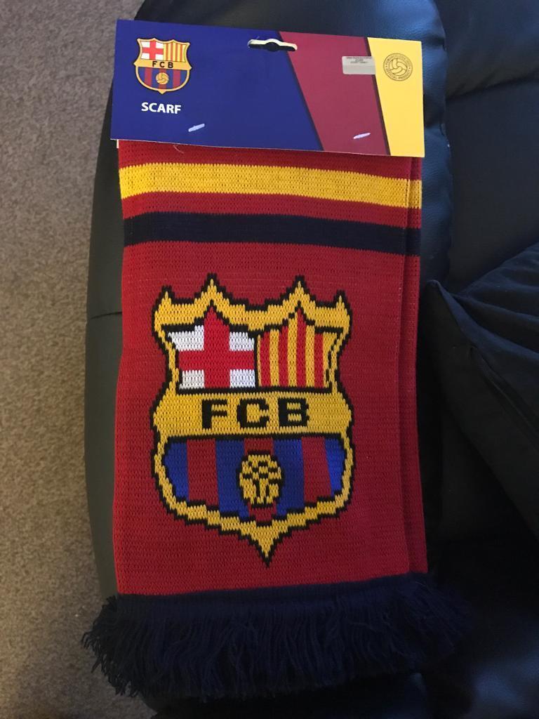 Barcelona scarf brand new