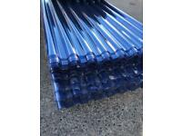 PVC Corrugated Roofing Sheet 8ft x 2ft2inch