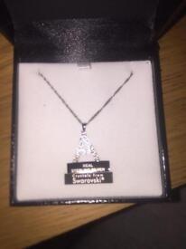 (A) necklace
