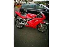 Sachs xtc 125cc supersport 4stroke looking swap for supermoto or none superbike type...