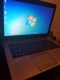 HP Elitebook G2 as NEW - 4GB DDR3 HD Screen SSD Drive Wifi Intel i5