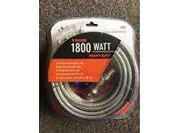 8 awg brand new Juice wiring kit - 1800 watts