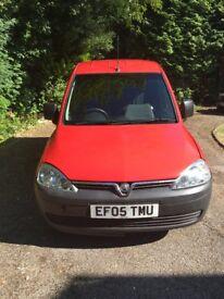 Vauxhall Combo 1.3 CDTi 16v 1700 Panel Van 3dr for sale