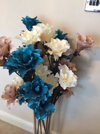 Various Artificial Flowers