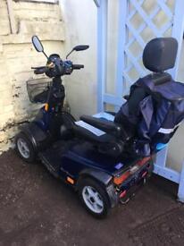 Mini Crosser Mk 1 Mobility Scooter