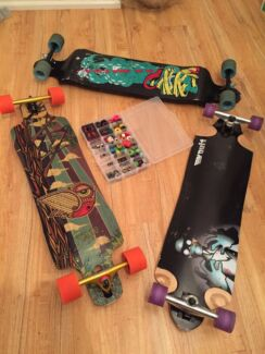 Longboards Wattle Grove Liverpool Area Preview