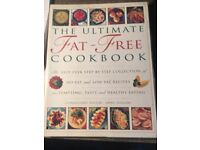 ULTIMATE FAT FREE COOK BOOK