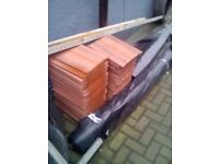 Various New Roof Tiles. 50p each.