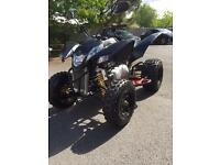 Quadzilla 320CVT - Road Legal Quad (66 Plate)