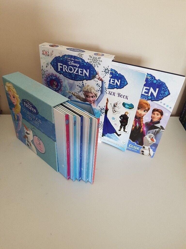 'Frozen' books