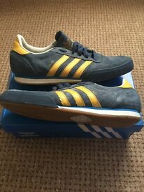 ADIDAS silas trainers size 9 £35 or make offer