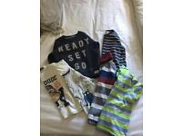 Bundle of boys clothes Age 3-5