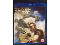 Clash Of The Titans (2 Disc-Set) Blu Ray DVD - COMPLETE