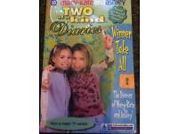 Girls story book