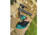 Garden blower & vacuum - Bosch ALS 30 Corded 3000W