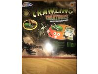 Crawling creatures insect excavation