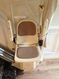 Brookes stairlift