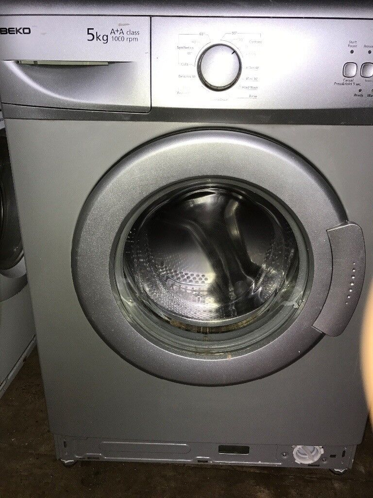 Beko washing machine 5 kg AA class... free delivery