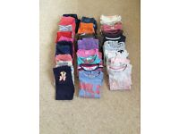 Girls clothes 3-4 years.