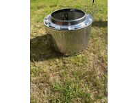 Washing machine drum ( could be up-cycled to fire pit)