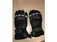G mac Motorbike gloves waterproof Brand new Small