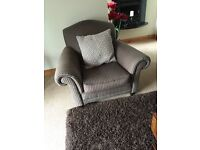 Suit of furniture, 3 seater sofas, 2 armchairs
