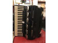 120 bass Parot piano acordion