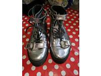 Size 4 - Fenchurch high top
