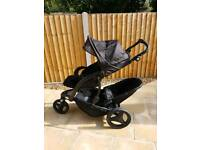 Graco Trekk double stroller/jogging buggy