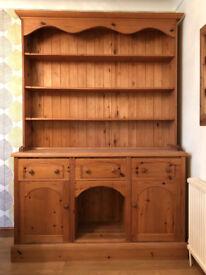 Pine Dresser - Welsh Dresser style