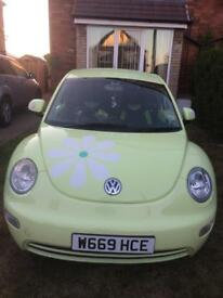 VW beetle NOW SOLD SOLD