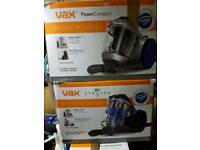 Vax cylinders