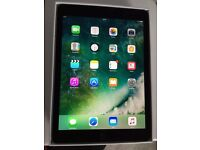 Apple iPad Air 2 WiFi, Cellular 32GB (unlocked) Space Grey still has warranty Immaculate condition