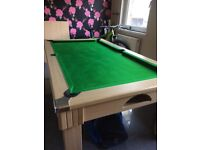 Pool Table / Dinning Table