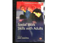 Social work skills with adults