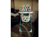 cossitto baby high chair