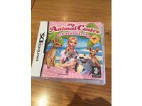 Nintendo DS Animal Centre Game