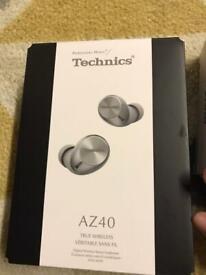 Technics wireless earphones