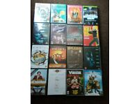 ** 32 MIXED DVD's **