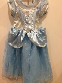 Girls Cinderella dress