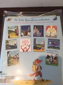 Julia Donaldson childrens book collection