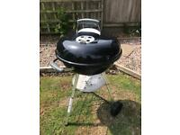 Webber coal BBQ (sold)