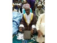 Professor Sheikh El-Hadji - Spiritual Healer, Medium & Clairvoyant