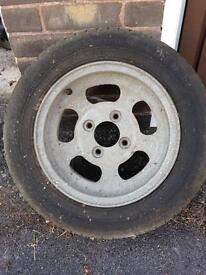 Wolfrace wheels