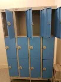 Lockers for gym/office/school