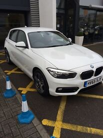 BMW 1 SERIES 2015 Excellent Condition Very Low Mileage