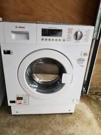 Bosch WKD28541GB Integrated Washer Dryer